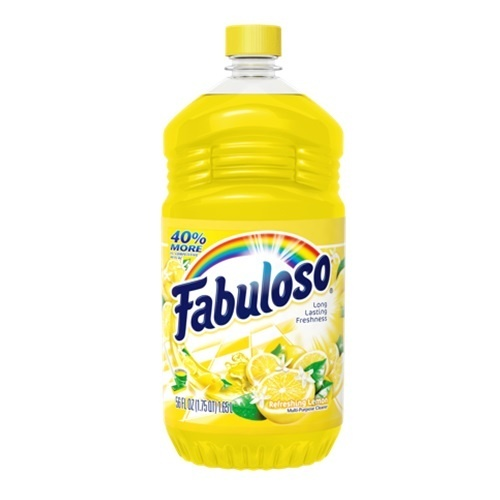 Fabuloso Liquid Cleaner Lemon