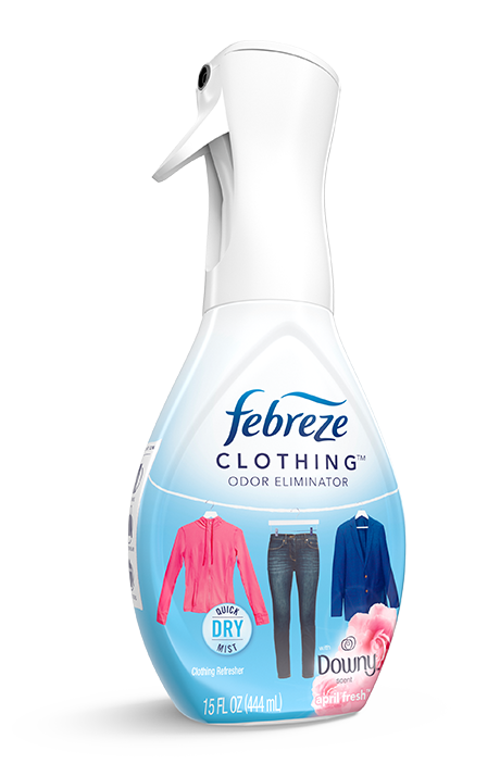 Febreze Clothing Odor Eliminator with Downy