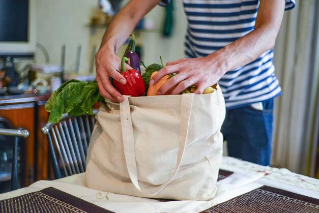 eco-friendly shopping reusable bag